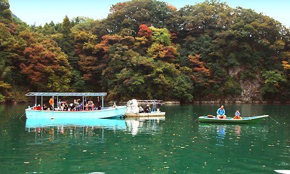 相模湖のワカサギ釣り