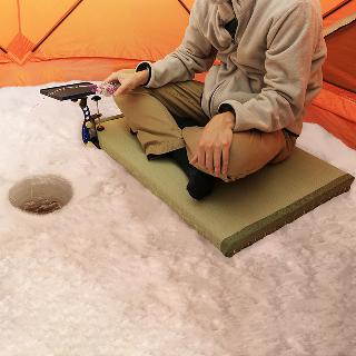 氷上ワカサギ畳